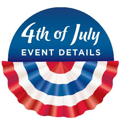 City Of Buffalo City 4th July Logo